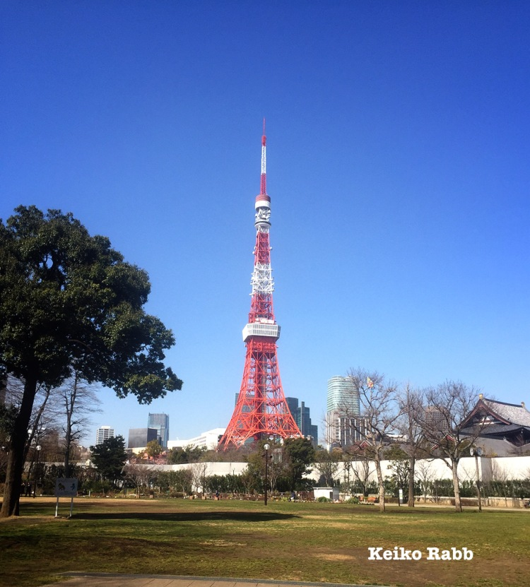 Tokyo Tower Mar 2016